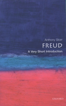 Freud: A Very Short Introduction, Paperback