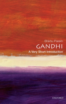 Gandhi: A Very Short Introduction, Paperback