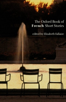 The Oxford Book of French Short Stories, Paperback