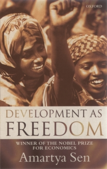 Development as Freedom, Paperback