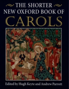 The Shorter New Oxford Book of Carols : Vocal Score, Sheet music