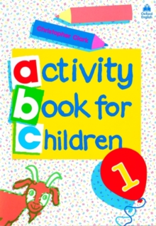Oxford Activity Books for Children: Book 1, Paperback
