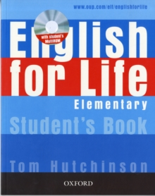 English for Life: Elementary: Student's Book with MultiROM Pack : General English Four-skills Course for Adults, Mixed media product