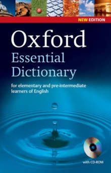 Oxford Essential Dictionary, CD-Audio