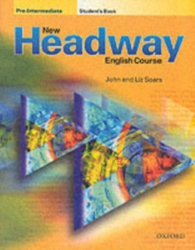 New Headway: Pre-Intermediate : Student's Book, Paperback