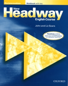 New Headway: Pre-Intermediate: Workbook, Paperback