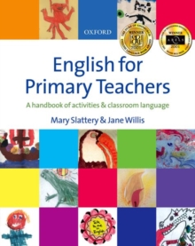 English for Primary Teachers, Mixed media product