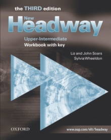 New Headway: Upper-Intermediate: Workbook (with Key) : Workbook (with Key) Upper-Intermediate level, Paperback Book