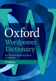Oxford Wordpower Dictionary, Paperback Book