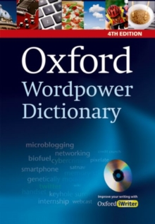 Oxford Wordpower Dictionary, Mixed media product