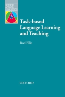 Task-Based Language Learning and Teaching, Paperback