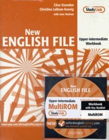 New English File: Upper-Intermediate: Workbook : Six-Level General English Course for Adults, Mixed media product