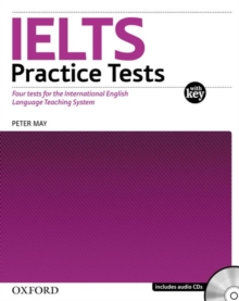 IELTS Practice Tests with Explanatory Key and Audio CDs (2) Pack, Mixed media product