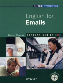 Express Series: English for Emails : A Short, Specialist English Course, Mixed media product