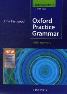 Oxford Practice Grammar Intermediate: with Key Practice-boost CD-ROM Pack : With Key Practice-boost CD-ROM Pack Intermediate level, Mixed media product