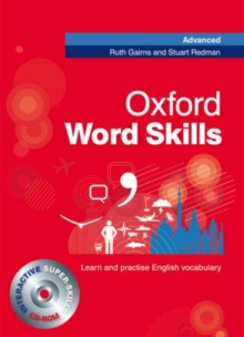 Oxford Word Skills Advanced: Student's Pack (Book and CD-ROM), Mixed media product
