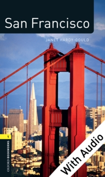 Image of San Francisco - With Audio Level 1 Factfiles Oxford Bookworms Library