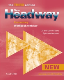 New Headway: Elementary: Workbook (with Key) : Workbook (with Key) Elementary level, Paperback