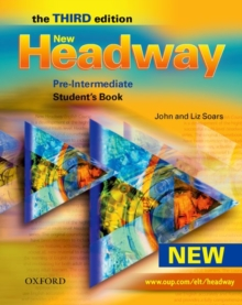 New Headway : Six-Level General English Course for Adults Student's Book Pre-intermediate level, Paperback