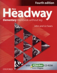 New Headway: Elementary A1 - A2: Workbook : The World's Most Trusted English Course Workbook + iChecker Without Key, Mixed media product