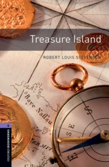 Oxford Bookworms Library: Stage 4: Treasure Island : 1400 Headwords, Paperback