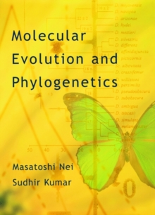 Molecular Evolution and Phylogenetics, Paperback