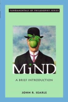 Mind : A Brief Introduction, Paperback