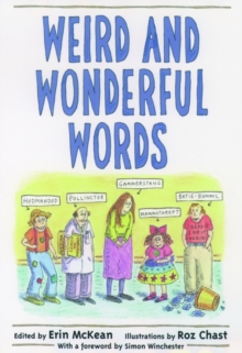 Weird and Wonderful Words, Hardback
