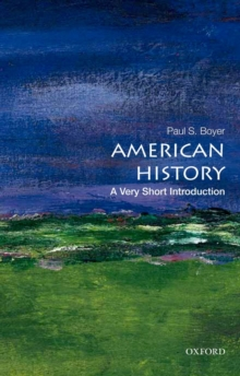 American History : A Very Short Introduction, Paperback Book