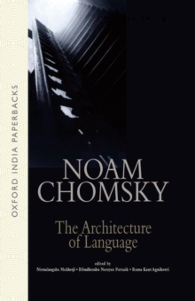 The Architecture of Language, Paperback