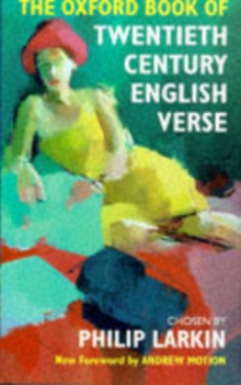 The Oxford Book of Twentieth-century English Verse, Hardback