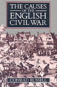 The Causes of the English Civil War, Paperback Book