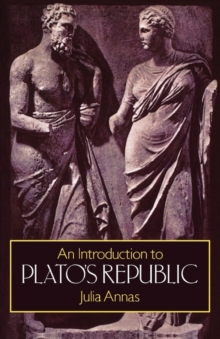 "An Introduction to Plato's ""Republic"", Paperback"