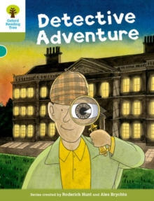 Oxford Reading Tree Biff, Chip and Kipper Stories Decode and Develop: Level 7: The Detective Adventure, Paperback