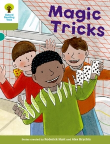 Oxford Reading Tree Biff, Chip and Kipper Stories Decode and Develop: Level 7: Magic Tricks, Paperback Book