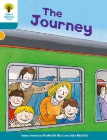Oxford Reading Tree Biff, Chip and Kipper Stories Decode and Develop: Level 9: The Journey, Paperback Book