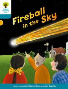 Oxford Reading Tree Biff, Chip and Kipper Stories Decode and Develop: Level 9: Fireball in the Sky, Paperback