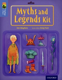 Oxford Reading Tree Treetops Infact: Level 17: Myths and Legends Kit, Paperback Book
