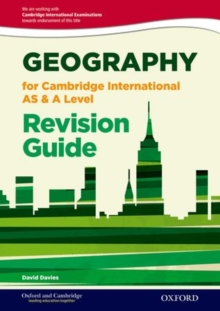 Geography for Cambridge International as and A Level Revision Guide, Mixed media product