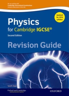 Complete Physics for Cambridge IGCSE Revision Guide, Undefined
