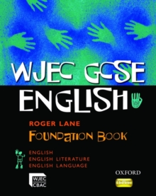 WJEC GCSE English: Foundation Student Book, Paperback