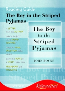 Rollercoasters: The Boy in the Striped Pyjamas Reading Guide, Paperback