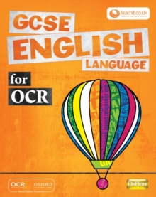 GCSE English Language for OCR Student Book, Paperback