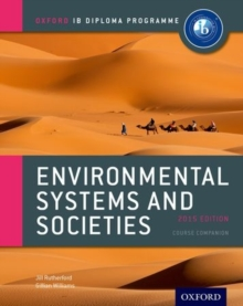 IB Environmental Systems and Societies Course Book : Oxford IB Diploma Programme, Paperback Book