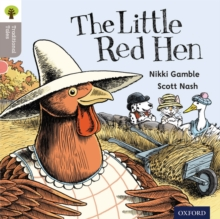 Oxford Reading Tree Traditional Tales: Level 1: Little Red Hen, Paperback