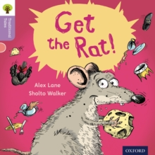 Oxford Reading Tree Traditional Tales: Level 1+: Get the Rat!, Paperback