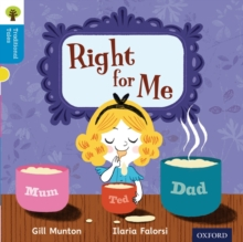Oxford Reading Tree Traditional Tales: Level 3: Right for Me, Paperback