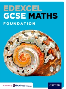 Edexcel GCSE Maths Foundation Student Book, Paperback Book