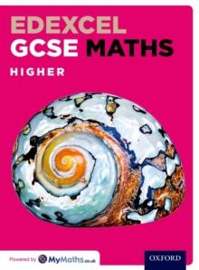 Edexcel GCSE Maths Higher Student Book, Paperback