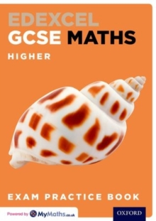 Edexcel GCSE Maths Higher Exam Practice Book, Paperback Book